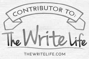 the write life badge