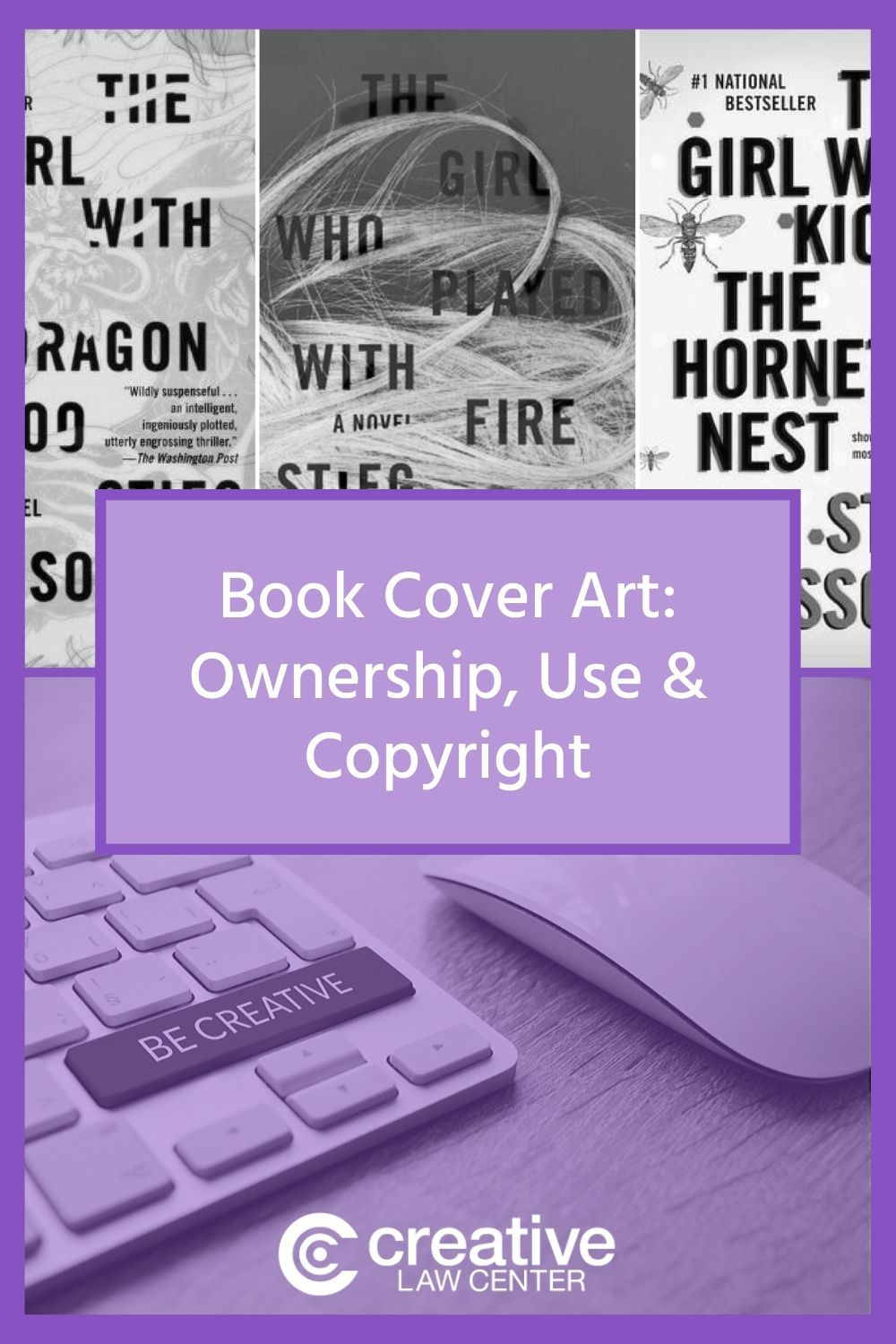 Book Cover Art: Ownership, Use & Copyright
