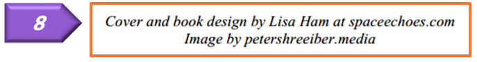 design credit on copyright page